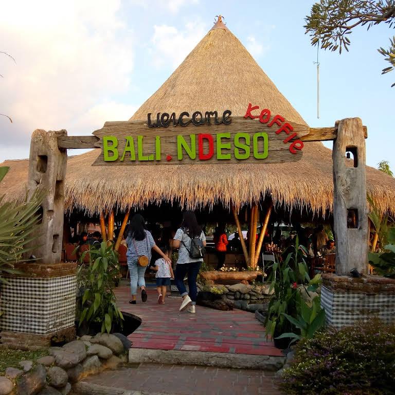 Bali Ndeso Resto Restoran