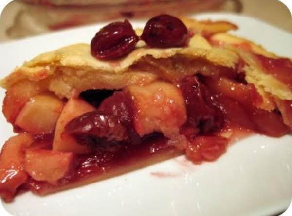 Apple, Cherry, Berry Pie! Recipe
