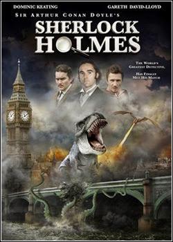 Sherlock Holmes de Sir Arthur Conan Doyle   Dublado  AVI Dual Áudio + RMVB