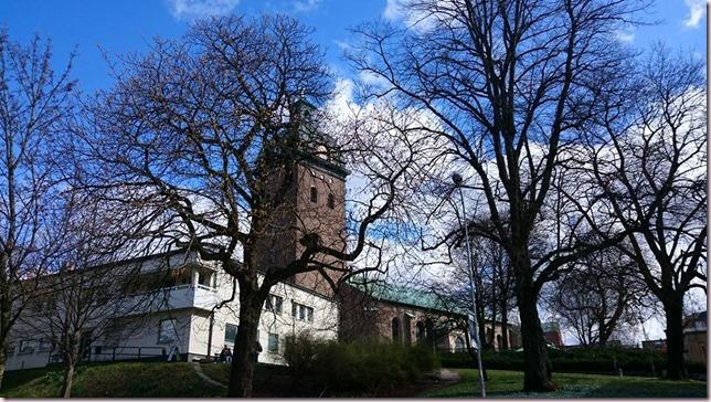 170414 Caroli kyrka långfredag