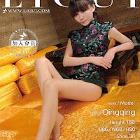 LiGui 2014.01.17 网络丽人 Model 晴晴 [29P] cover.jpg