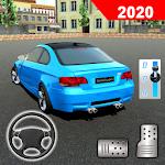 Modern Car Parking Drive 3D Game - Car Games 2020 icon