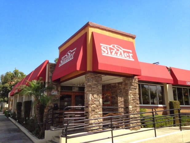 Two armed men robbed the Atwater Village Sizzler