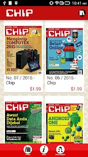 Majalah Chip- screenshot thumbnail