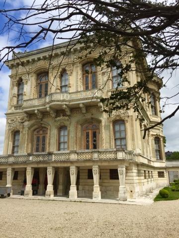 Küçüksu Palace Istanbul