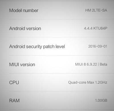 Cara Update Miui 8 Terbaru versi 6.9.22 Developer Dengan Konsep SystemUI Pulldown Baru