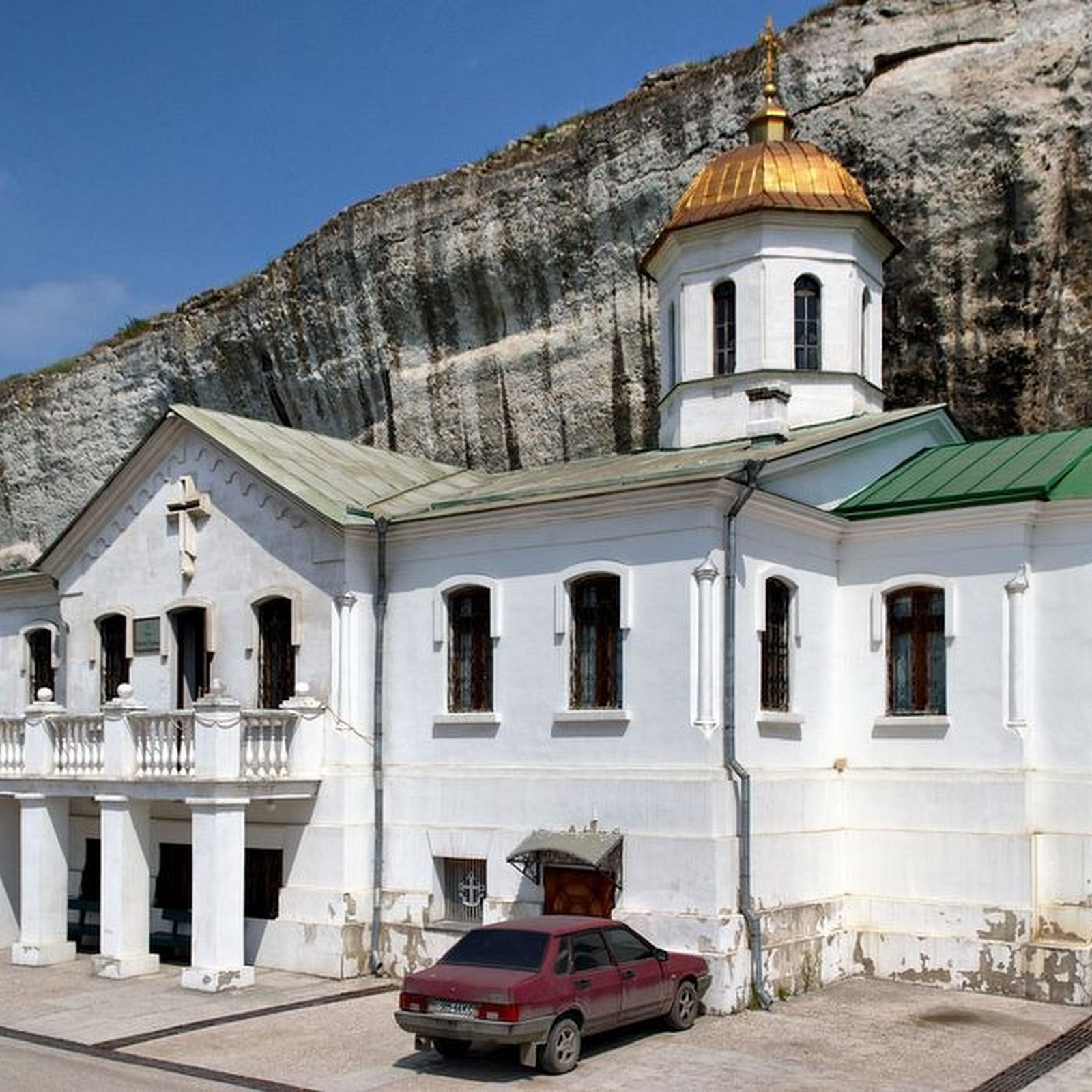 Inkerman Cave Monastery of St. Clement