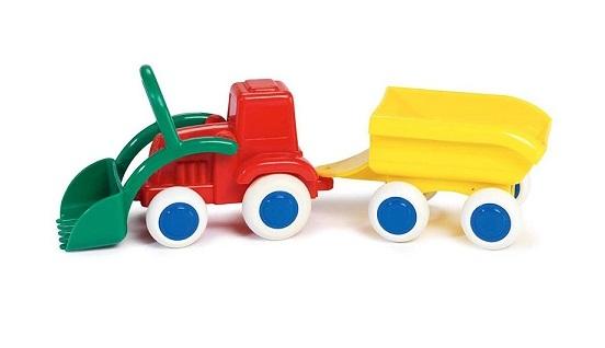 Bộ đồ chơi Xe kéo Viking Toys V1115