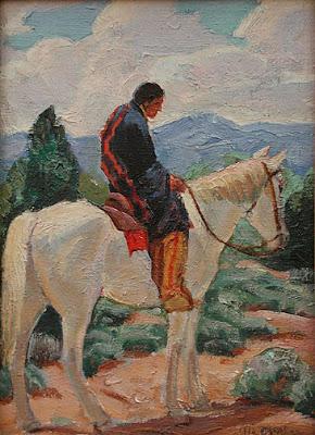 """""""Pueblo Rider"""""""
