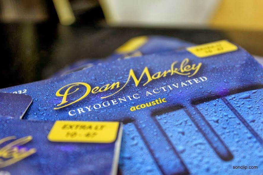 Day Dan Guitar Acoustic - Dean Markley