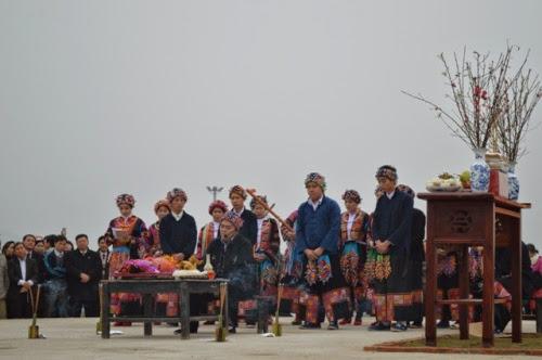 alangvanhoa+136 001 Độc đáo lễ hội cầu mưa của người Lô Lô