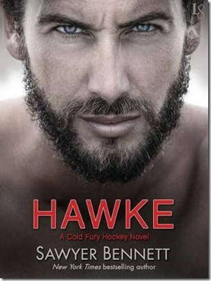 Review: Hawke (Cold Fury #5) by Sawyer Bennett | About That Story