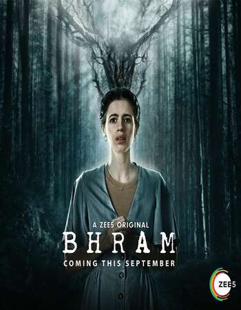 Poster Of Bhram Season 01 2019 Watch Online Free Download