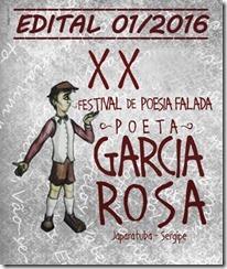 XX Festival de Poesia