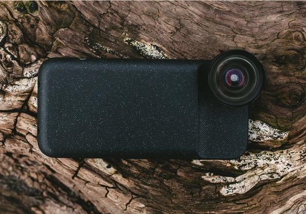 Kickstarter page 01 battery photo case