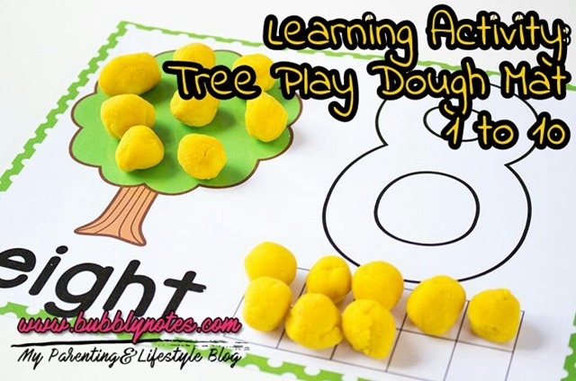 LEARNING ACTIVITY TREE PLAY DOUGH MAT 1 TO 10 (4)