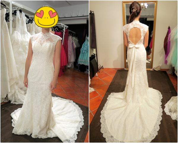 城市花園婚禮工坊 高雄自助婚紗 - 拍婚紗照之禮服挑選 (2)