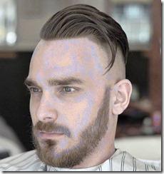 Fade Haircut High Bald Fade