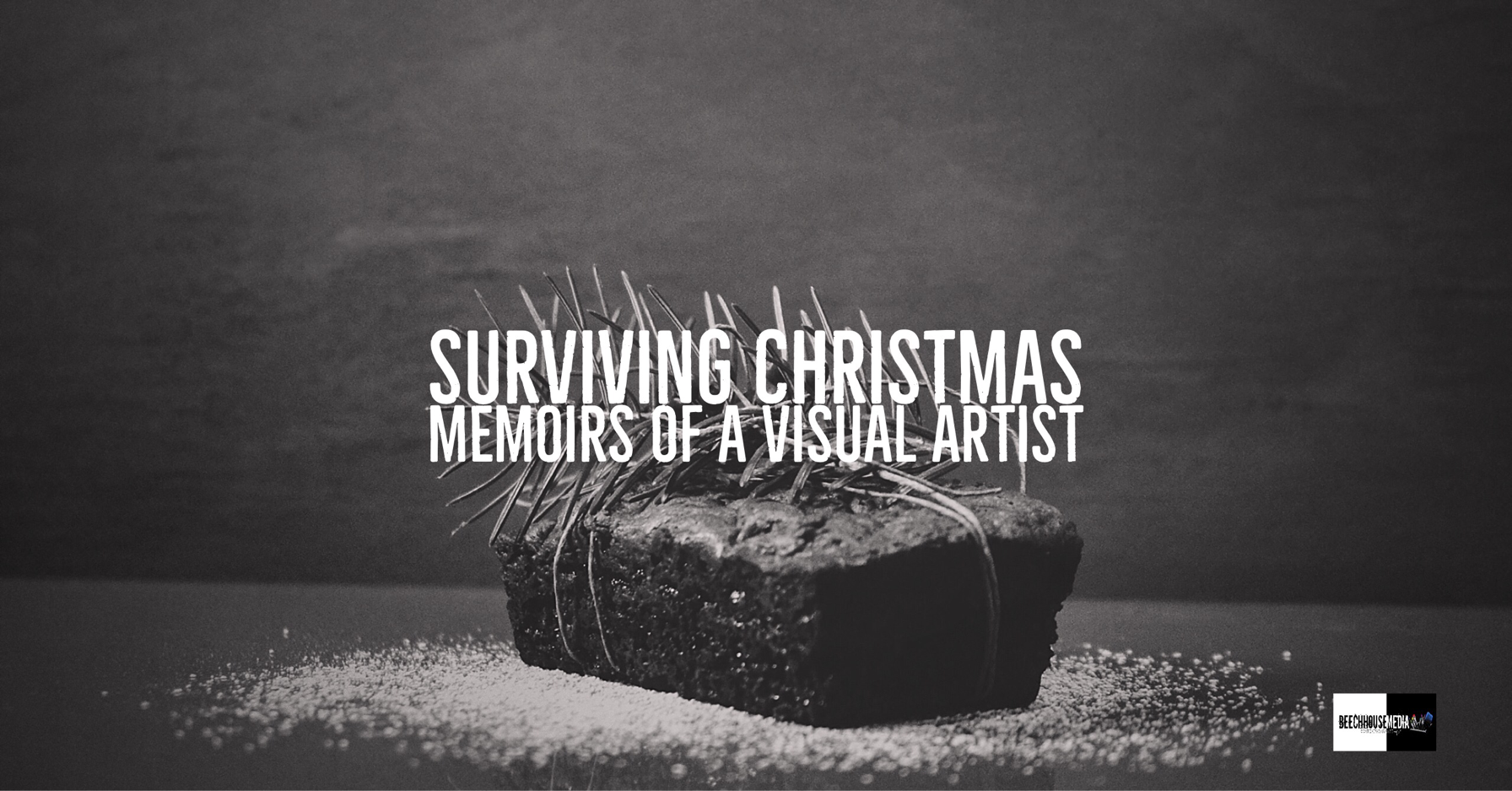 surviving Christmas visual arts artist