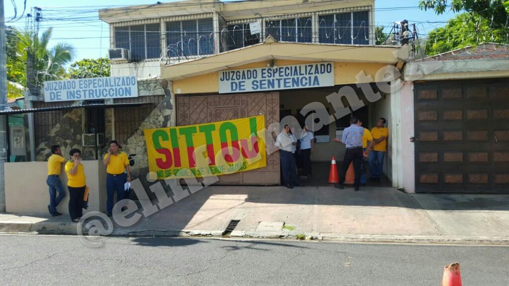 Noticias el informante empleados del juzgado for Juzgado san miguel