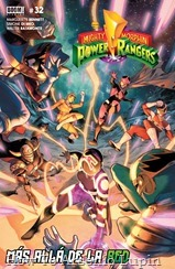 [MT] Mighty Morphin Power Rangers 032-000
