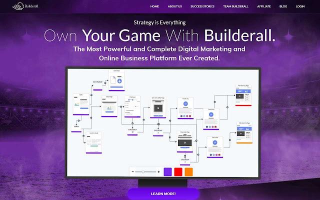 Builderall Erstelle deine kostenlose Webseite