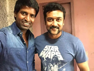Suriya 36 : Dream Warrior Pictures Have Casted Suriya After Karthi