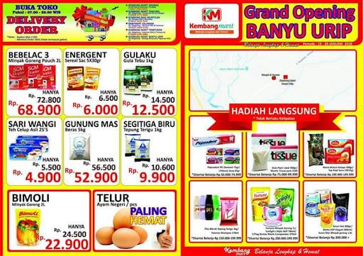 bisnis minimarket di Magelang