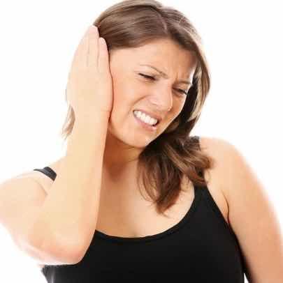 Sakit akibat jangkitan pada telinga