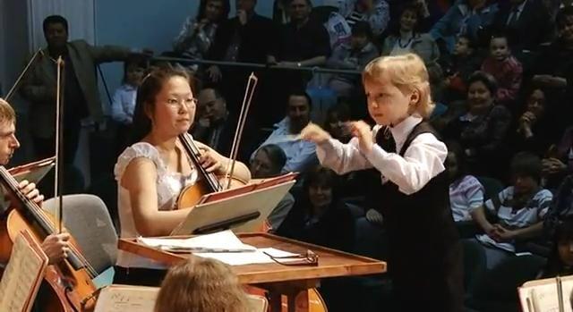 Edward Yudenich, maestro aos 7 anos!