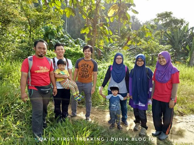 Pengalaman Pertama Mendaki Qa'id Aqhar
