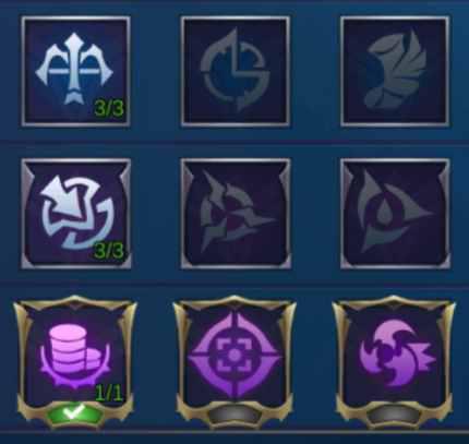 Set Emblem Hayabusa