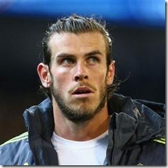 Gareth Bale Top Knot