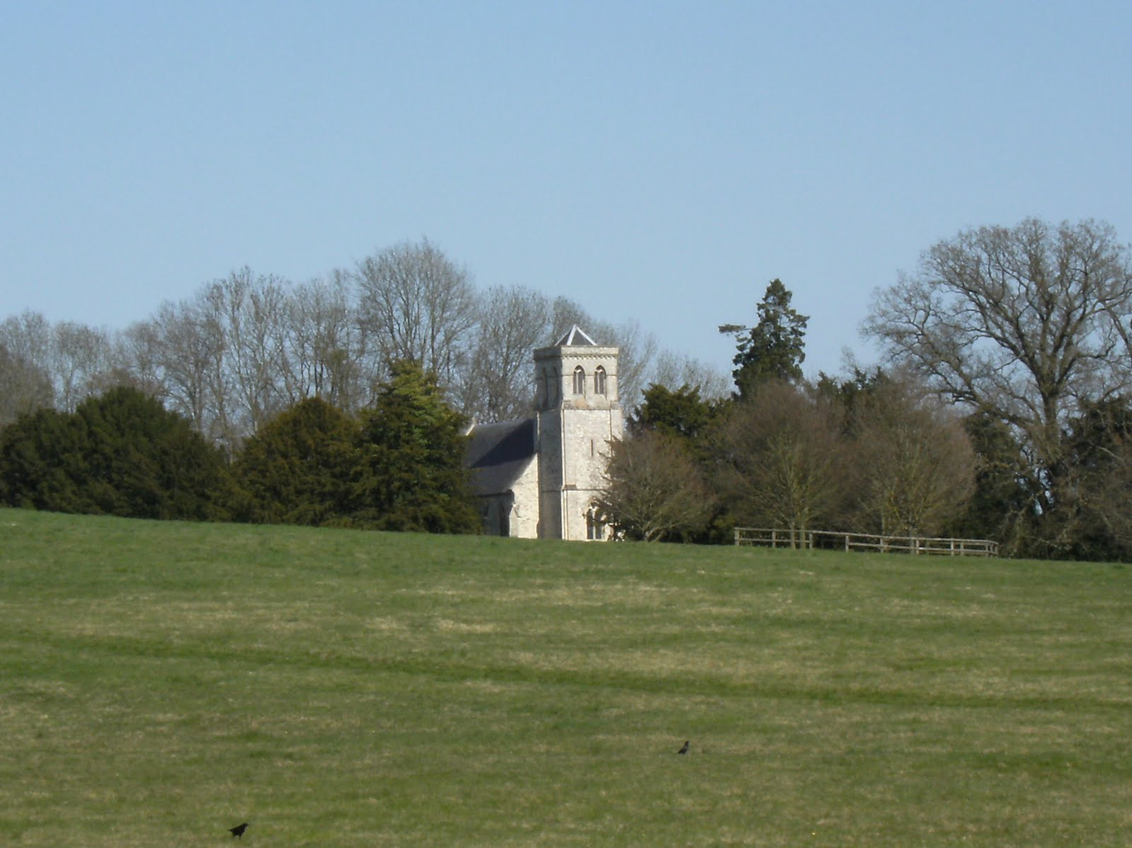 1004170021 Dogmersfield Church