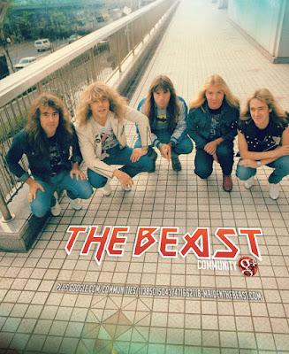 1982-maidenthebeast-band