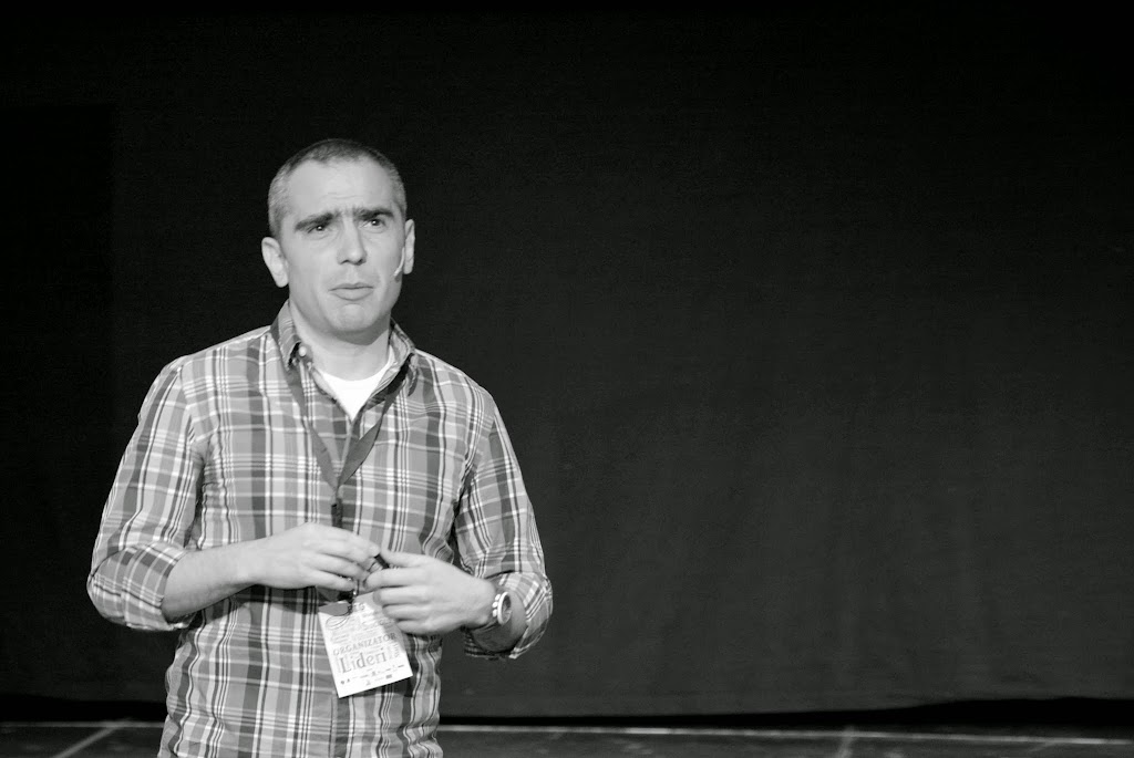 Bucharest Integrity Gathering -  B&W - (17)