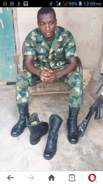 Boko Haram Kills Soldier, Mustapha Hadji In Sambisa Forest (Photos)