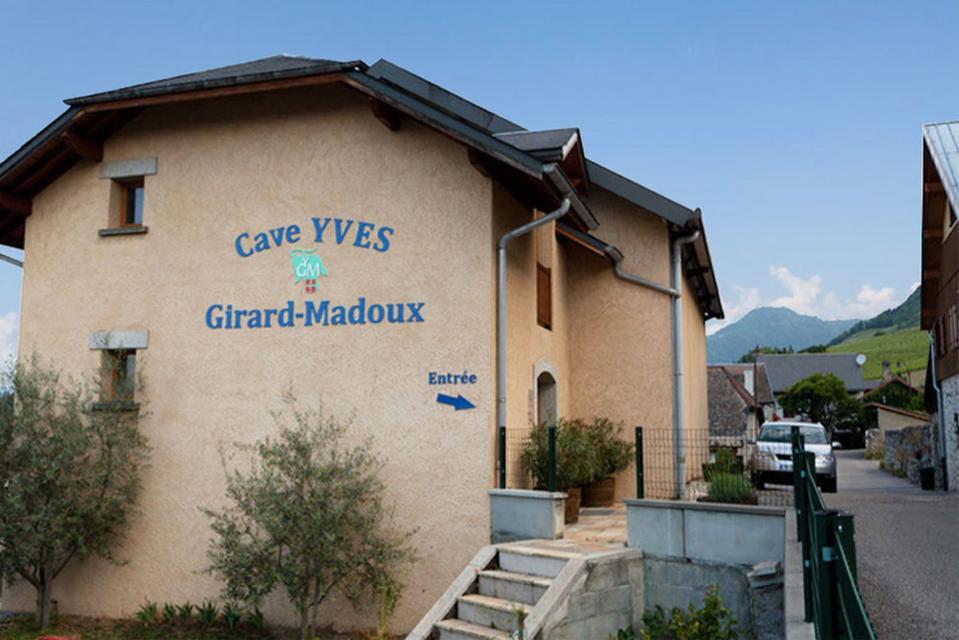 Caveau de dégustation Yves Girard Madoux