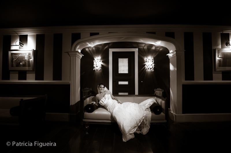Foto de casamento 0222pb de Mônica e Diogo. Marcações: 20/08/2011, Casamento Monica e Diogo, Hotel, Hotel La Suite, Rio de Janeiro.