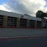 Tussenstop brandweer Baarn