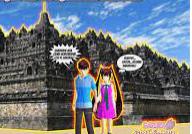ID Candi Borobudur Di Sakura School Simulator