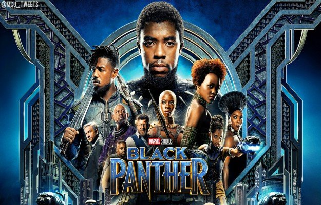 [DOWNLOAD MOVIE] Black panther (2018)