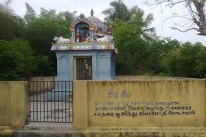 Thiruvalampuram Temple - Eranda Munivar Jeeva Samadhi
