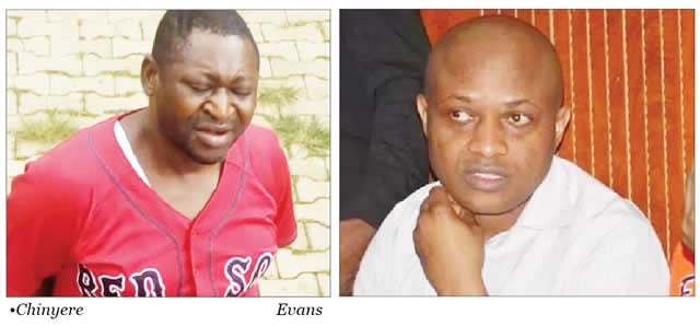 Godwin Chinyere: Evans' Arms Supplier Arrested In Delta