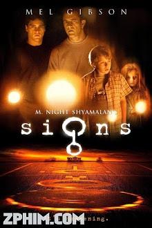 Những Vòng Tròn Bí Ẩn - Signs (2002) Poster