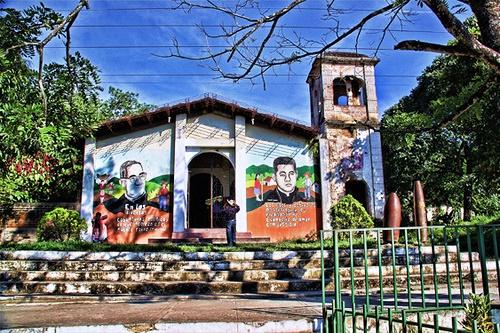 Cinquera, Cabañas, El Salvador