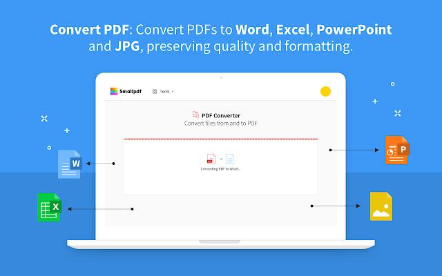 Smallpdf Edit Compress And Convert