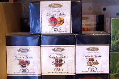 インド紅茶のプリミアスティー:コンチネンタル・セレクション(フレーバーティー)
