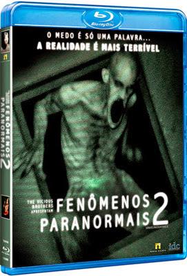 Filme Poster Fenômenos Paranormais 2 BDRip XviD Dual Audio & RMVB Dublado