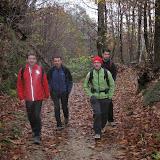 Escursione 24 Novembre 2013 Roccia Castellar Cantalupa